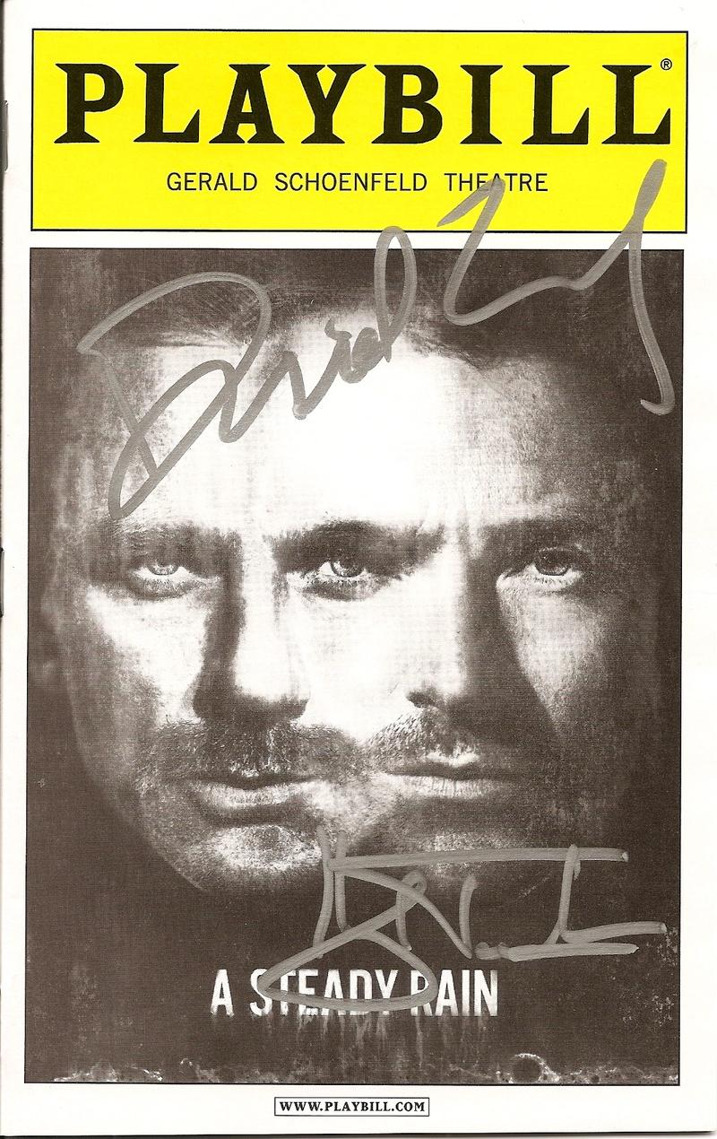 Daniel Craig, Hugh Jackman