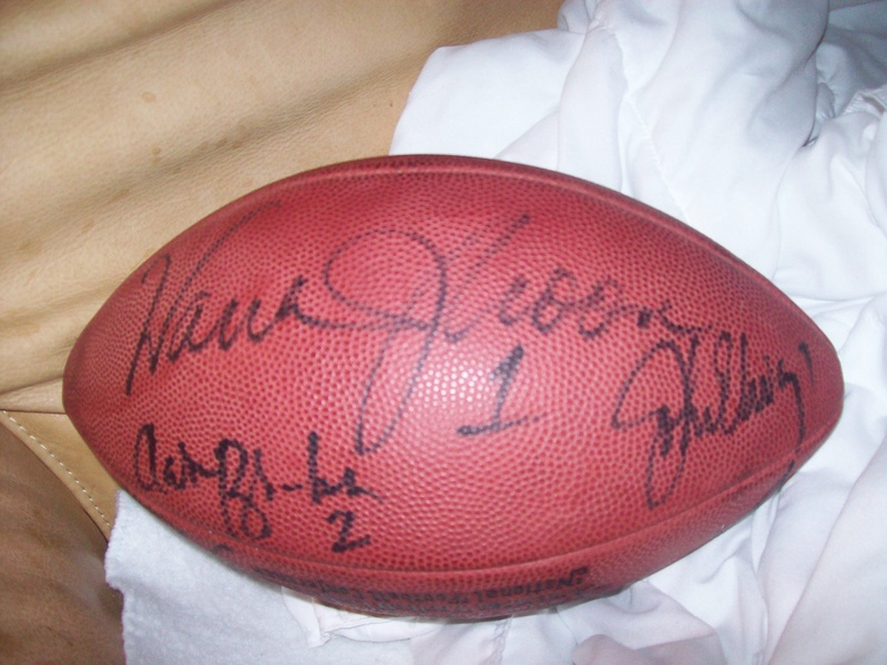 Warren Moon, Aaron Brooks, John Elway