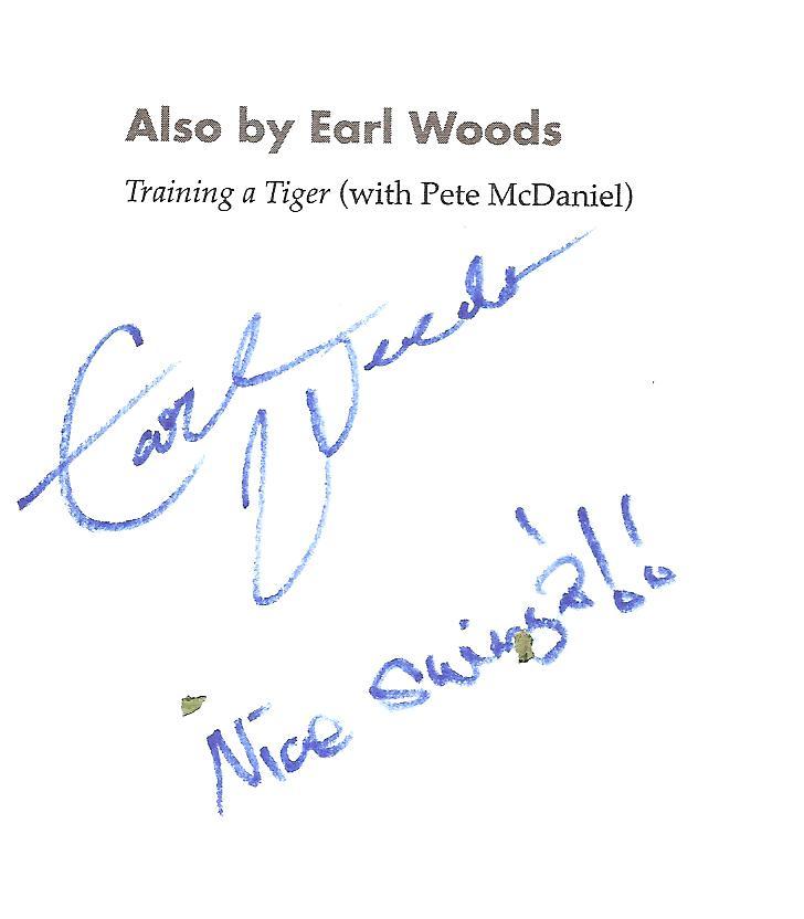 Earl Woods